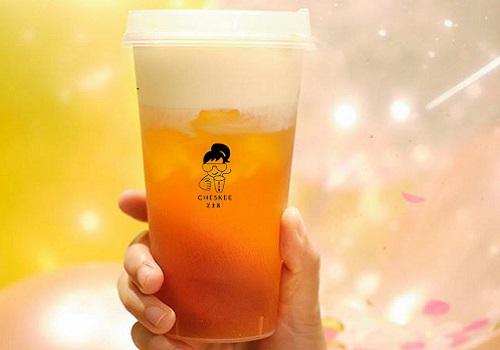 芝士客_芝士四季春茶